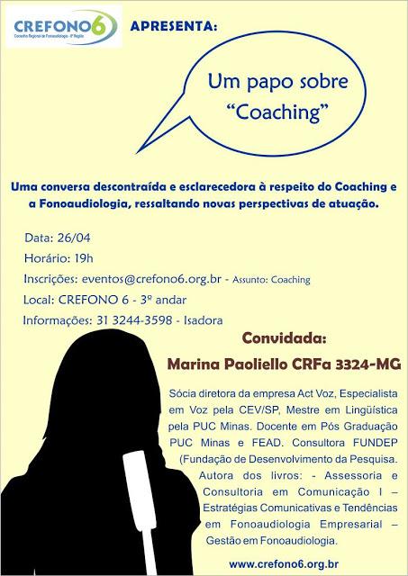 um papo sobre coaching