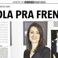 REPORTAGEM: BOLA PRA FRENTE